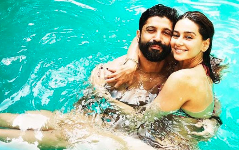 Farhan Akhtar confirms April or May wedding with Shibani