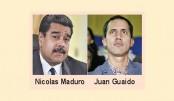 Guaido urges Europe to tighten sanctions on Maduro govt