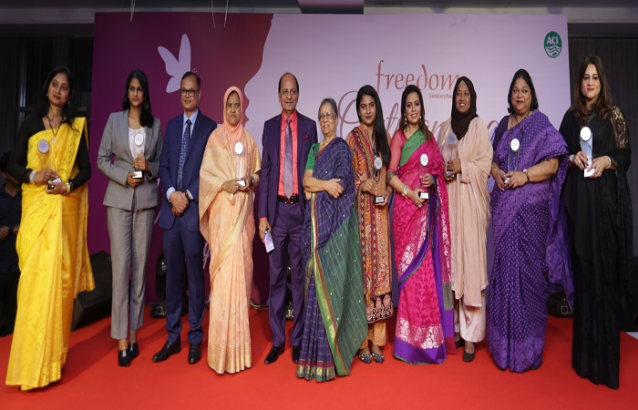 Freedom Sanitary Napkin introduces Outstanding Women Awards