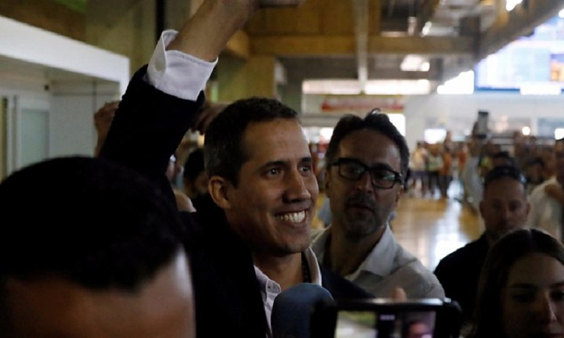 Juan Guaidó: Is there a new cult of personality in Venezuela?