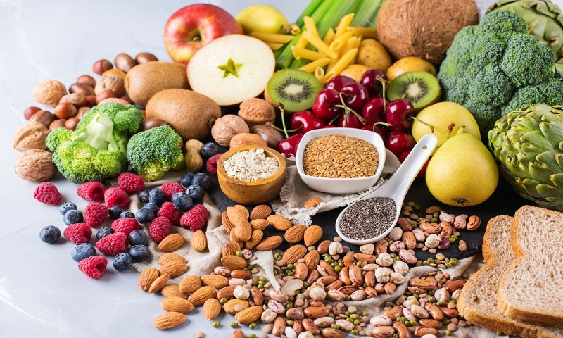 Nutrients you consume can help improve the well being of your hair