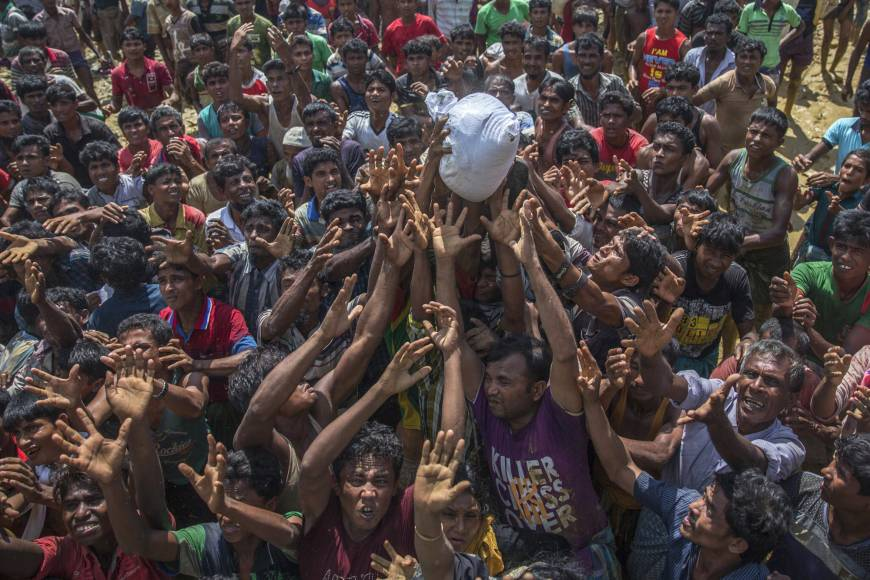WB approves $165 mn grant to help Rohingyas in Cox's Bazar