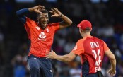 England triumph as Windies crash to second lowest T20 total