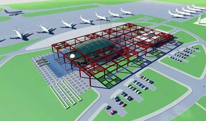 Bangabandhu Int'l Airport to be built near Dhaka