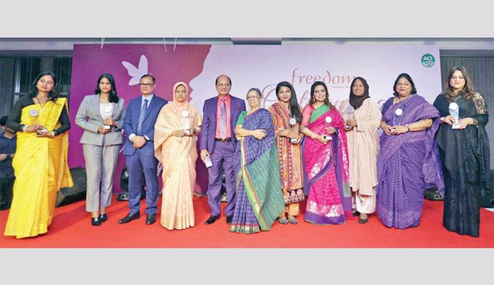 Freedom Sanitary Napkin Outstanding Women Awards 2019