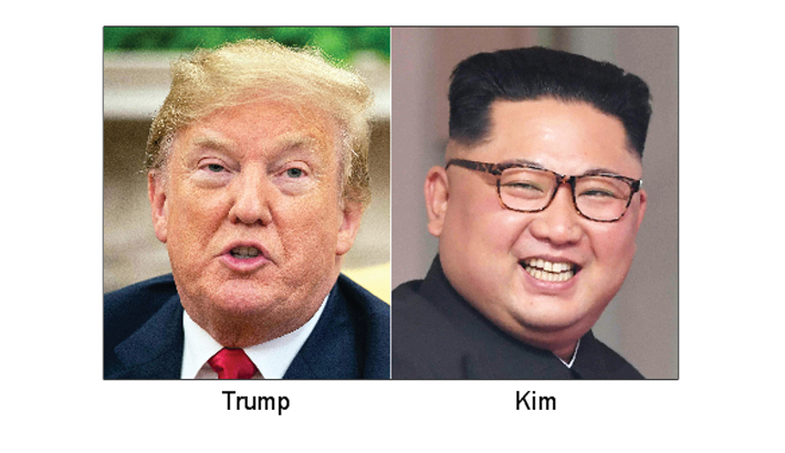 Relationship with Kim 'remains good': Trump