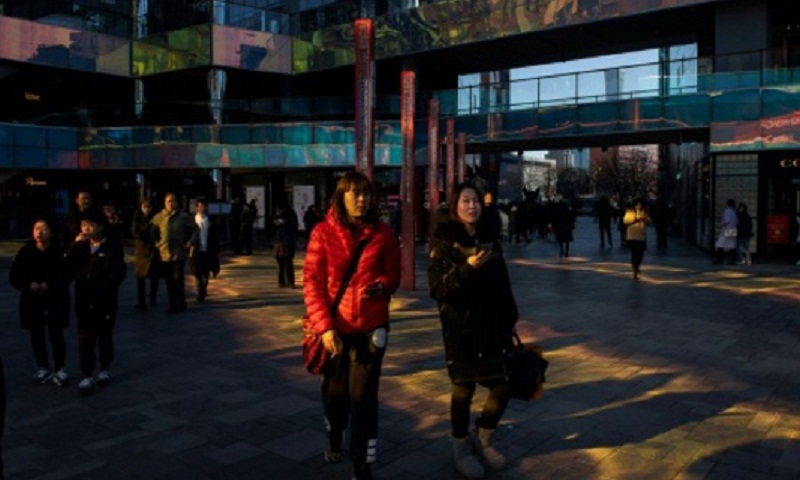 China consumer price index at lowest level in a year