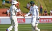 New Zealand bat against Bangladesh in 2nd test