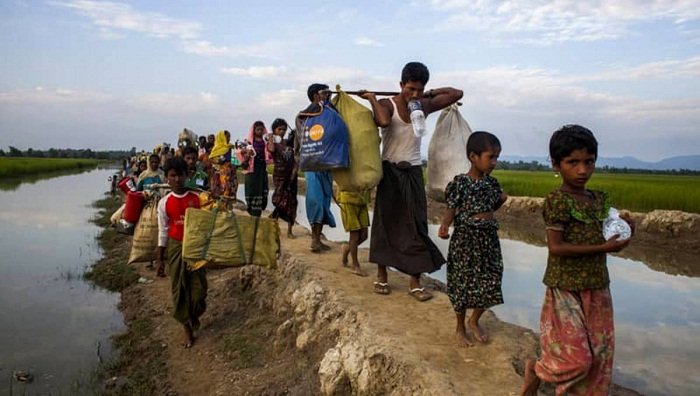 Atrocities against Rohingyas: ICC team concludes visit