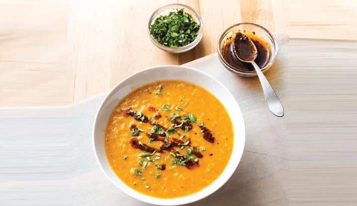 Lentil Soup: A Veggie's Favourite