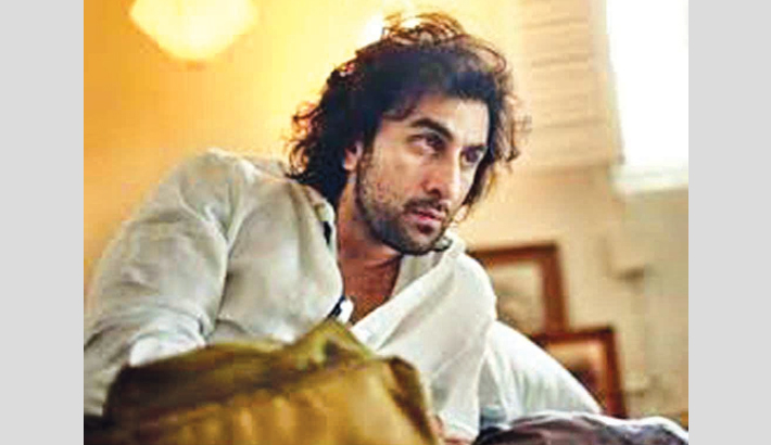 Ranbir Kapoor's pic from early Brahmastra look test out