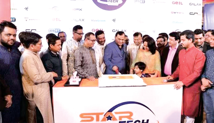Star Tech into new era