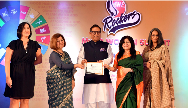 Farzana Chy and 2 other women entrepreneurs honoured