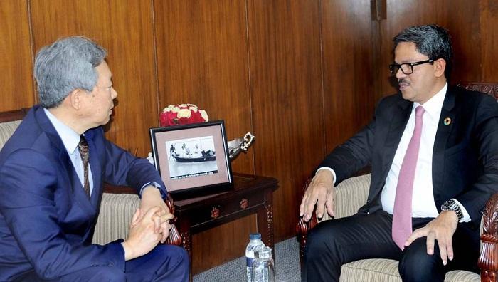 Bangladesh seeks expansion of EDCF activities