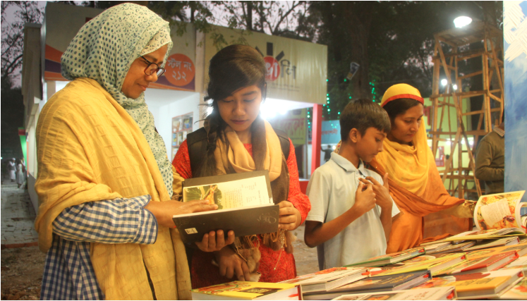 Love for books growing as country hosts over 40 book fairs a year