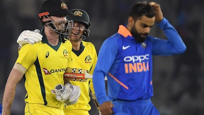 Handscomb, Turner help Australia chase record 359 in 4th ODI