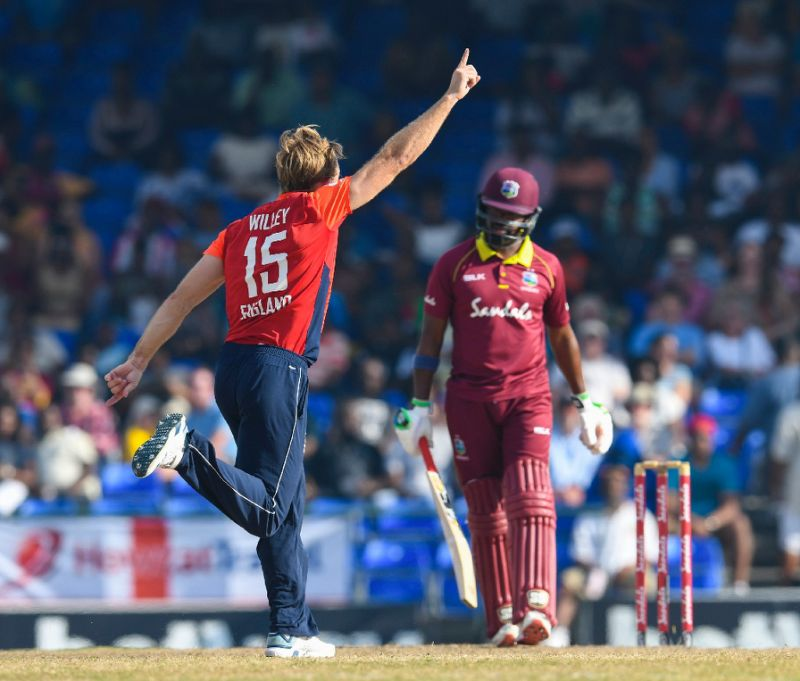Willey steers England to series sweep against hapless West Indies