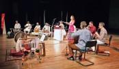 Musical concert 'Trans-portées' enthralls Dhaka audience