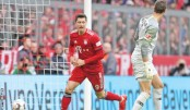 Bayern return to Bundesliga summit