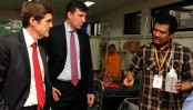 US envoy visits icddr,b; impressed by its role