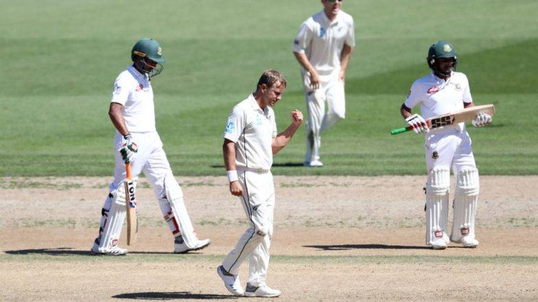 Bangladesh 80-3 at stumps on day 4 against New Zealand