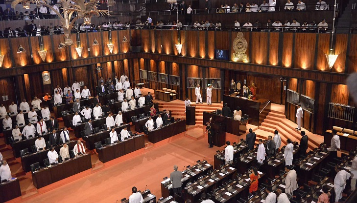 Sri Lanka parliament finally approves 2019 budget