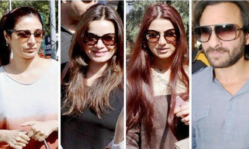 Black buck case: Jodhpur HC issues notice to Saif, Sonali, Tabu among others