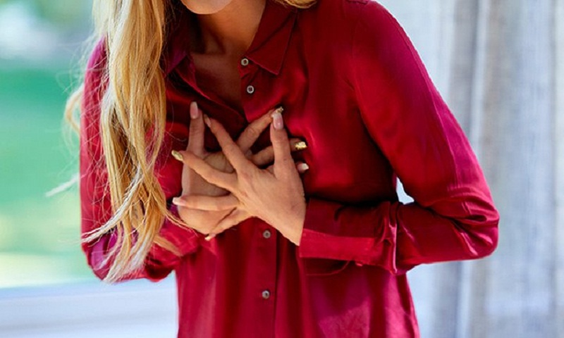 Heart attacks also common in young adults