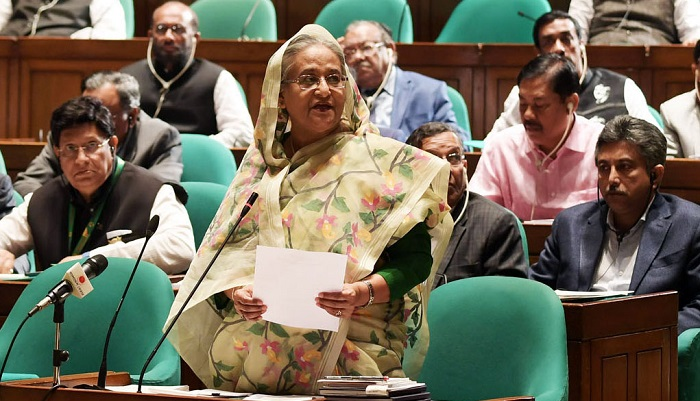 Ruling party needs strong opposition in Parliament: PM