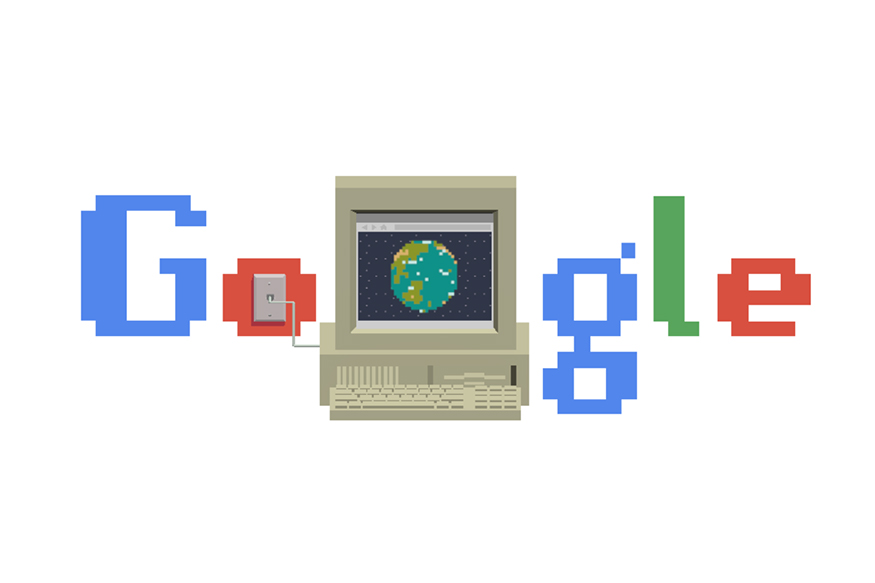 Google Doodle celebrates 30 years of World Wide Web