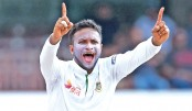 Shakib not available for NZ Test series: BCB