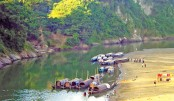 Rivers, water bodies and  tourism sector