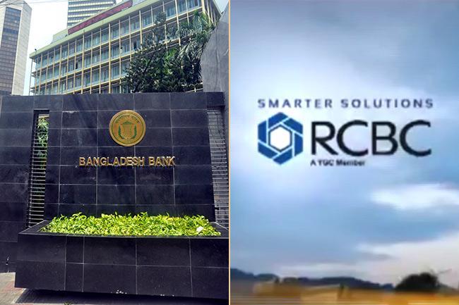 RCBC files defamation suit against Bangladesh Bank