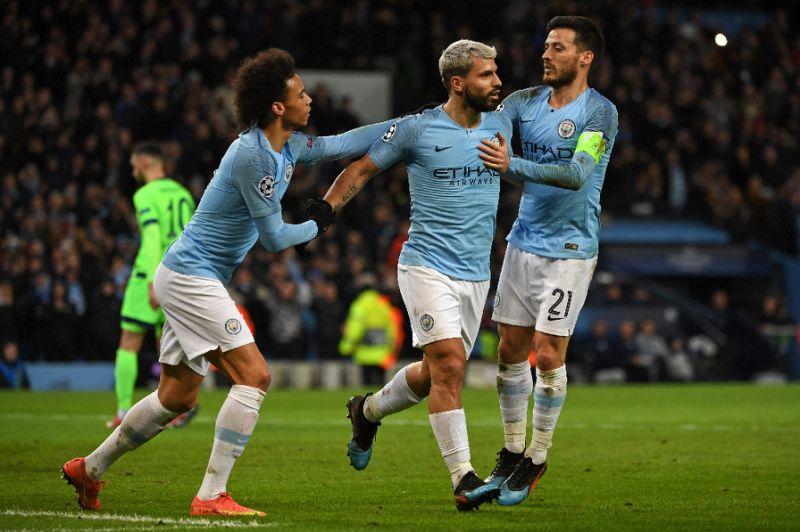 Man City crush Schalke 7-0 to reach Champions League quarter-finals