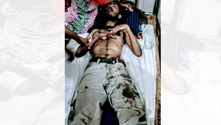 Dhaka University hunger strike: One student falls sick