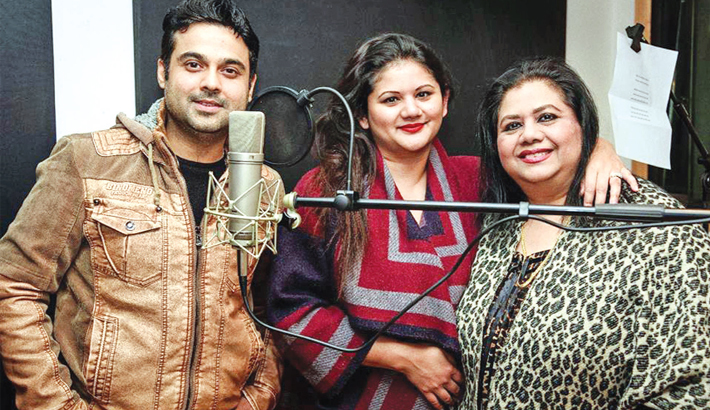 Tani Laila lends voice to her mother's composition