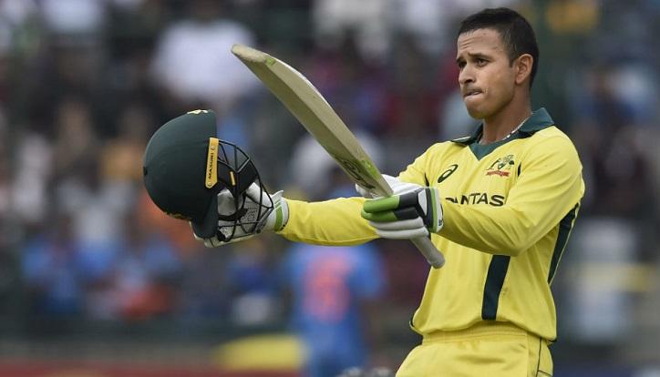 Khawaja ton guides Australia to 272-9 in deciding ODI