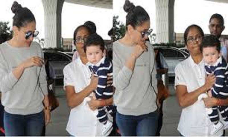 Kareena Kapoor was asked the salary of son Taimur's nanny