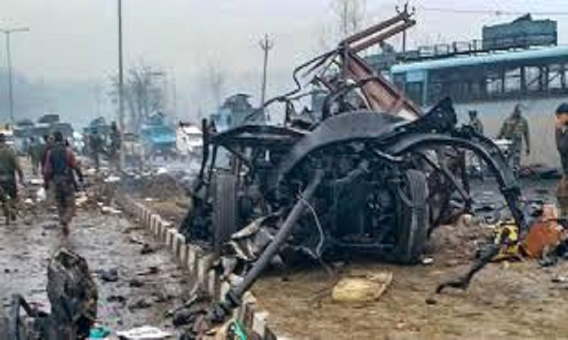 Speeches, cyber trail in India's Pulwama proof establish role of Jaish