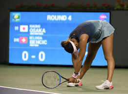 Bad day for No. 1s: Djokovic, Osaka upset at Indian Wells