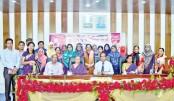 'Increase women's  participation in  dev activities'