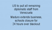 Venezuela parliament declares state of  'alarm' over blackout