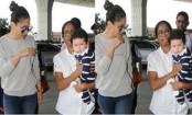 Kareena Kapoor was asked the salary of son Taimur's nanny