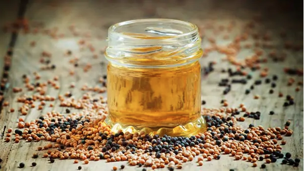 Suffering from dry hair? Use mustard oil