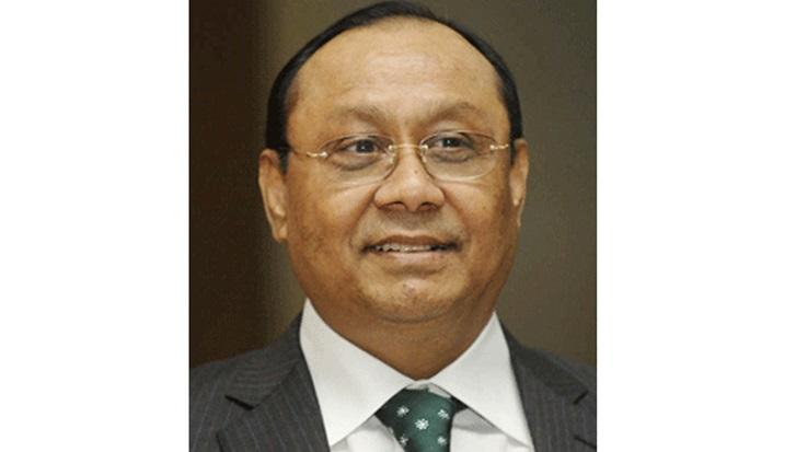Bashundhara Group Chairman Ahmed Akbar Sobhan honoured with Agrani Bank award