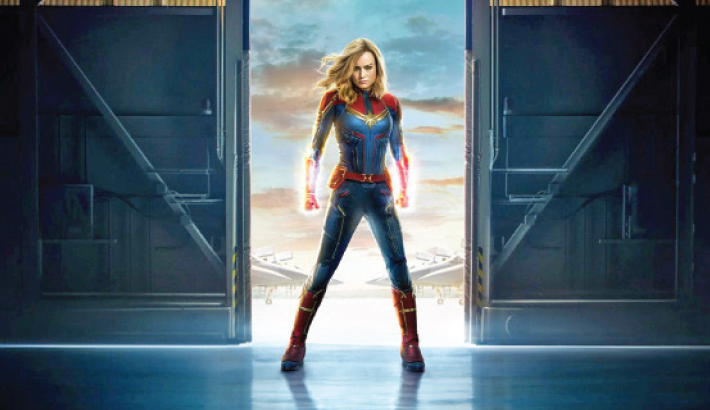 'Captain Marvel' : Entertaining, Yet Conventional