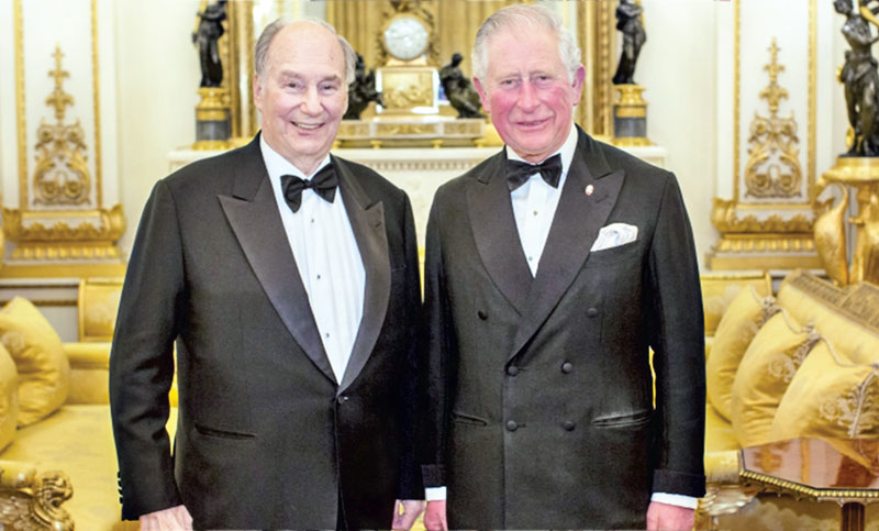 Aga Khan named Prince's Trust Global Founding Patron