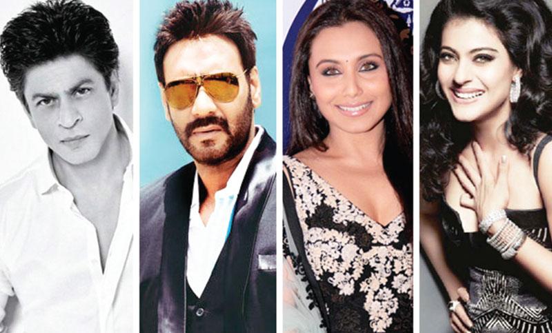 SRK, Ajay, Rani, Kajol were the original cast of Kalank