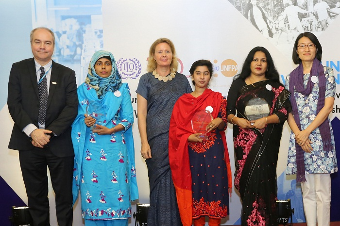 Women get UN recognition for contribution to gender issues