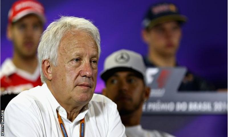 Charlie Whiting: F1 race director dies aged 66 on eve of season-opener in Melbourne